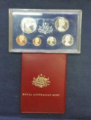 1973 Royal Australian Proof and Uncirculated Coin Sets