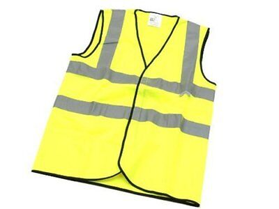 Scan Hi-Vis Waistcoat Yellow - Extra Extra Large (P3A)