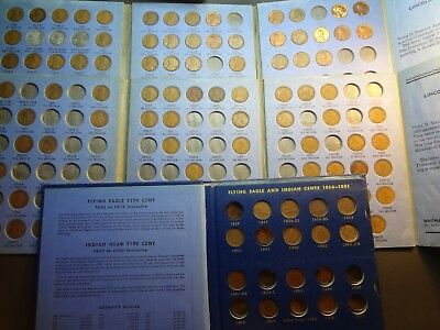 THREE BOOKS OF United States COINS.