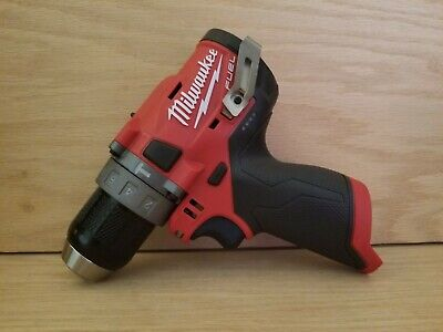 "Milwaukee 2504-20 M12 FUEL 12v Brushless 1/2""  Hammer Drill Tool-Only Gen 2"