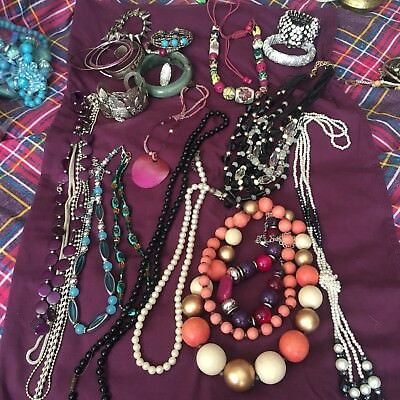Lovely big Mixed Job Lot of Costume Jewellery