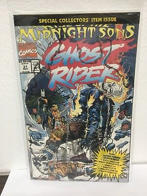 Rise Of The Midnight Sons ghost rider morbius darkhold nightstalkers