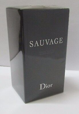 Christian Dior Sauvage EdT 60ml Herren- Eau de Toilette neue Box Original Low