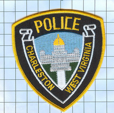 Police Patch  - West Virginia - Charleston