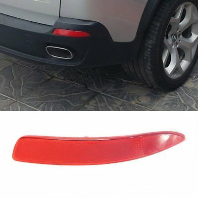 Right Car Rear Bumper Tail Lamp Lens Reflector Housing Light For BMW X5 E70/71