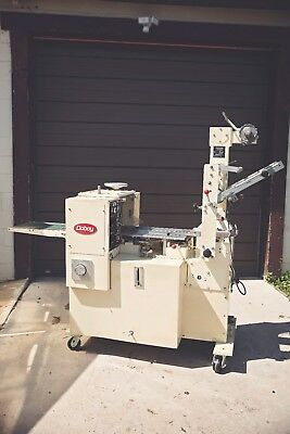 Doboy Mustang Ii Horizontal Flow Wrapper With Film Registration