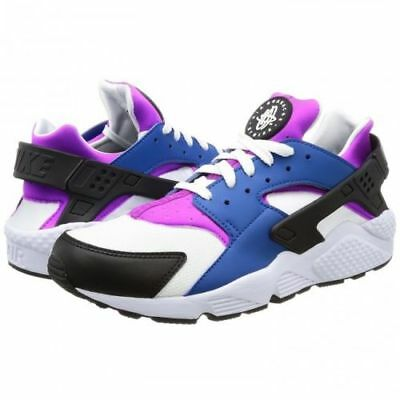 3ef3f2d171223 Nike Air Huarache Men 318429-415 Blue Jay Brand New Size 10 Retro Colorway