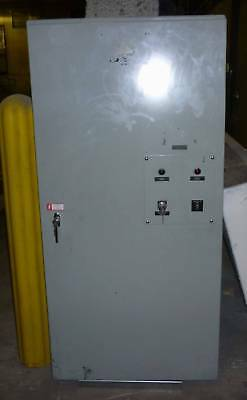 Russelectric Automatic Transfer Switch RMTD-4003CE 400 Amp 480 V Pickup Only