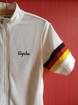 Rapha Country merino wool ltd edition jersey - Germany, size small. Worn once