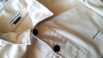 POLO  vintage STONE ISLAND  tg.M made in Italy  rare
