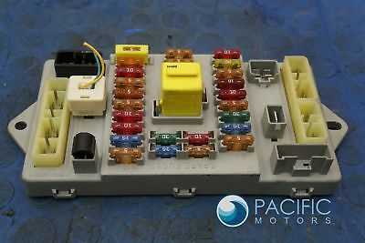Front Right Footwell Fuse Relay Junction Box Panel PM23400PC Bentley Arnage
