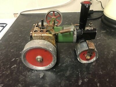 Vintage Mamod Steam Roller SR1 Traditional vintage toy from 1970's Unused