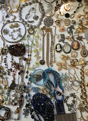 Over 106+ Pieces of Vintage Jewelry Sara Coventry, Avon, Trifari, Some Sets