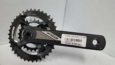 NEW FSA COMET 24//38t crankset with free shipping