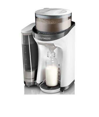 Baby Bottle Brezza Formula Pro One Step Food Holder Dispenser Maker Mixer