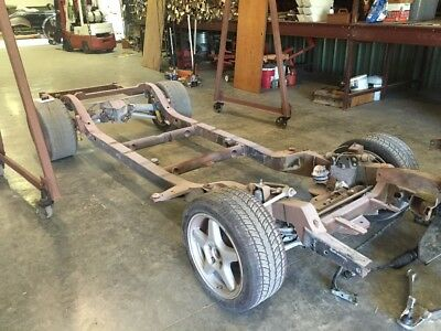 1957 Chevrolet Bel Air/150/210 Bel air 1957 Chevy chassis w/c4 vette suspension