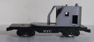 Model Train O Scale Nyc Flat Car Marx  New York Central