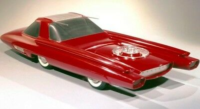 resin 1/25 1/25th 1958 '58 Ford Nucleon Ranchero Concept dream car truck
