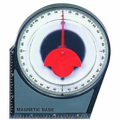 Dial Magnetic Base Angle Degree Finder Protractor