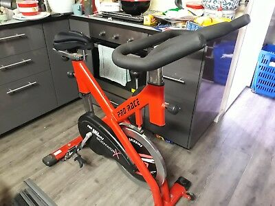 Spin exercise bike