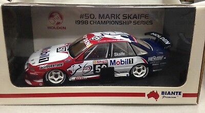 Biante Holden #50 Mark Skaife 1998 Championship Series Commodore VS 1:18