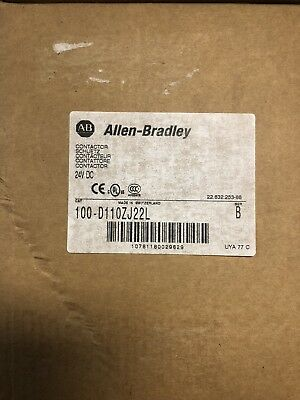 Allen-Bradley Contactor New In Original Box ( 100-D110J22L)