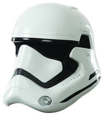 Star Wars The Force Awakens Stormtrooper 2-Piece Helmet Child Costume Accessory
