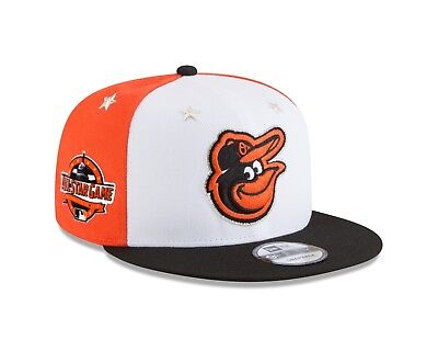 new arrival 82ae1 cf005 ... wholesale baltimore orioles new era 2018 mlb all star game 9fifty  snapback hat 93ffc 0121c