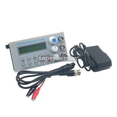 SGP1010S DDS Signal Generator Direct Digital Synthesis Func Counter 10MHz Meter