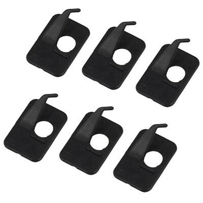 1/6pcs Adhesive Arrow Rest Right Hand for Archery Recurve Bow Hunting Shooting