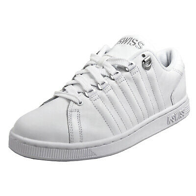K Swiss Lozan III Mens Classic Casual Retro Vintage Leather Trainers Only £19.99