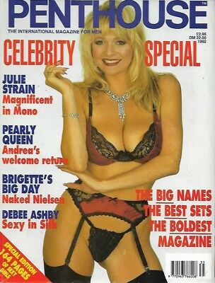 Penthouse Celebrity Special - Traci Topps - Sam Fox - Kirsten Imrie  Debee Ashby