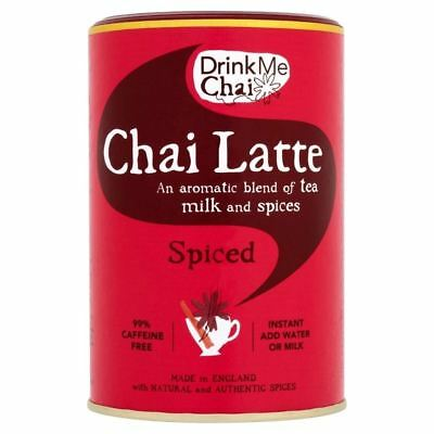 Drink Me Spiced Chai Latte (250g) - Pack of 2