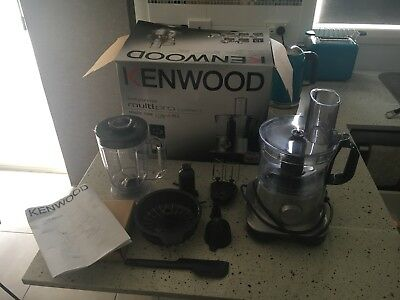Kenwood Food Processor - Great Condition - FPM250 - 750W - Near New