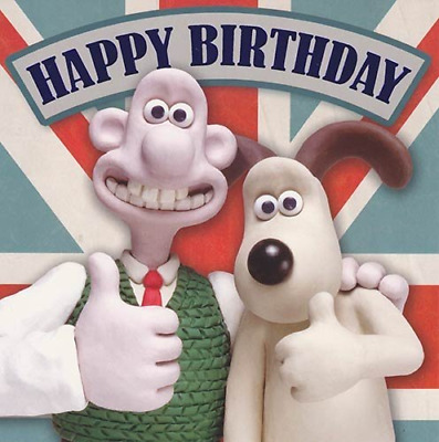 Wallace and Gromit movie Novelty kids//mens// adies  Clothing T-shirt personalised
