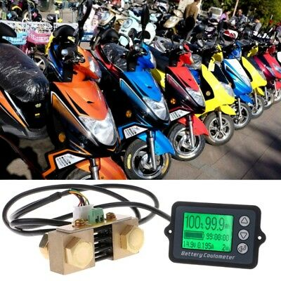 350A 80V TK15 Precision Battery Tester for LiFePO Coulomb Counter LCD Coulometer