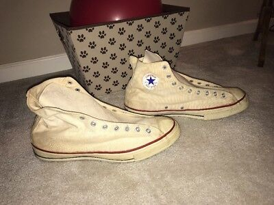 1960's Vintage Converse Chuck Taylor All Star High Top