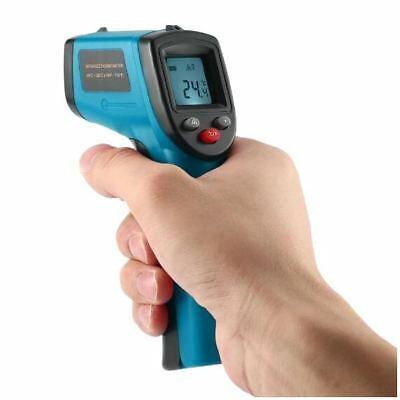 IR Infrared Laser Thermometer Temperature Measurer Gun Wireless Temp Tester D9V2