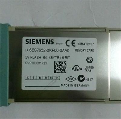 1Pc Used Siemens 6ES7 952-0KF00-0AA0 uz