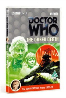 Jon Pertwee, Katy Manning-Doctor Who: The Green Death  DVD NEW