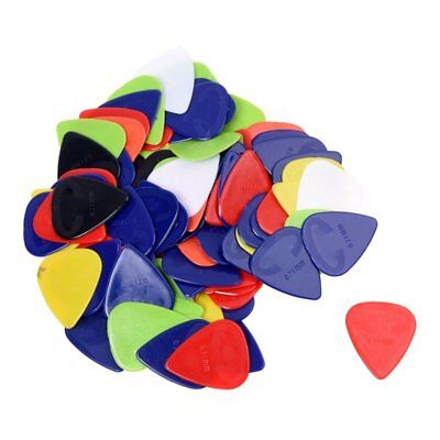 100 X Acoustic Electric Guitar Picks plectron P1O4
