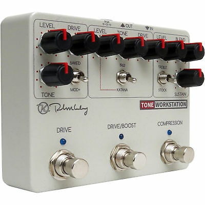 Keeley Tone Workstation Multi-effects Pedal