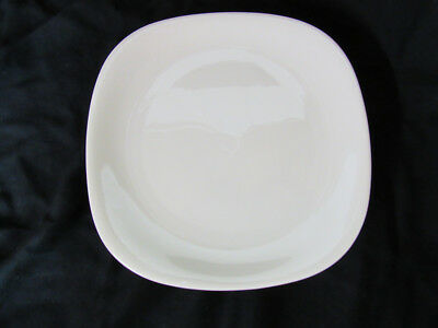 Block Langenthal Transition White Lot of 4 Salad / Dessert or Bread Plates 6.25""