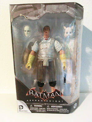 Batman Arkham Knight Professor Pyg Action Figur Dc Collectibles Neu Mosc