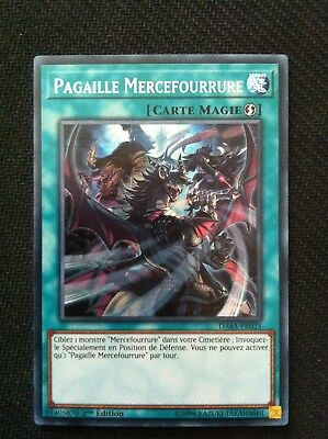 Yu-Gi-Oh Pagaille Mercefourrure (Fur Hire) : DASA-FR025 -VF/Secret Rare-