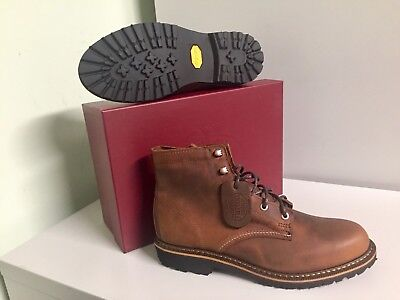 7717051f2ef NEW WOLVERINE 1000 Mile Duvall Boot Mens 9.5D Brown Horween Leather W40041