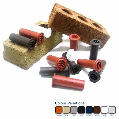 Drill Weep Vents Round Vent system Cavity Retaining Walls Wall Drop Down Menu