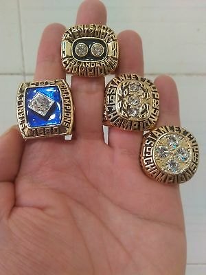 1980 1981 1982 1983 New York Islanders Stanley Cup Championship Ring Fans Gift !