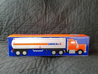 Mib1996 Unocal 76 18 Wheeler Toy Tanker Truck Bank Lights+Sounds 1/32 Taylor