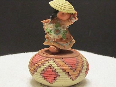 ENESCO Friends of the Feather Gaity Figurine 1995 RARE *
